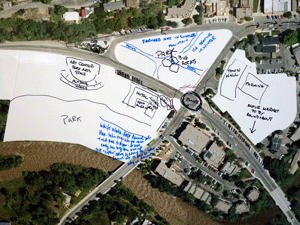 Our Town Planning, Big Rocks Park